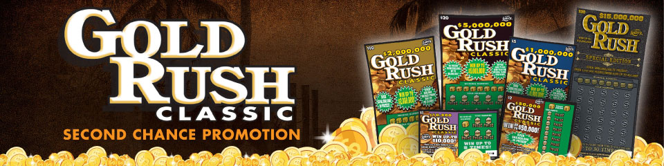 Gold Rush Classic Family Second Chance Promotion